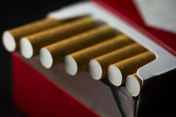 "AFP/""Scanpix"" nuotr./Cigaretės"