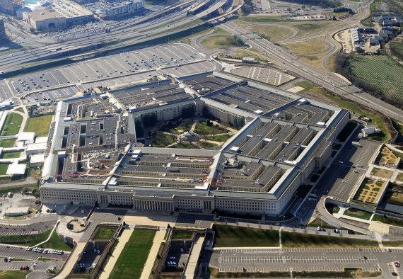 "AFP/""Scanpix"" nuotr./Pentagonas"