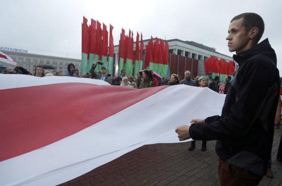 """Reuters""/""Scanpix"" nuotr./Baltarusijoje"