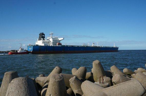 Klaipėdos uosto nuotr. /tanklaivis