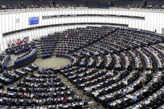 """Scanpix""/AP nuotr./Europos Parlamentas"