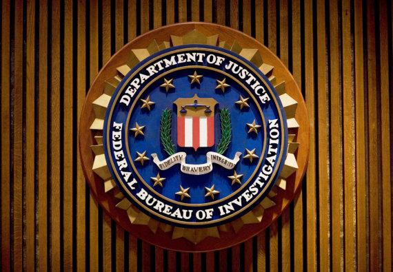 """AFP/""""Scanpix"""" nuotr./Federalinis tyrimų biuras (FTB)"""
