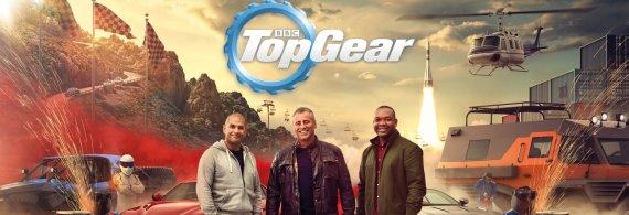 """VIASAT nuotr./""""Aukščiausia pavara"""" (Top Gear)"""