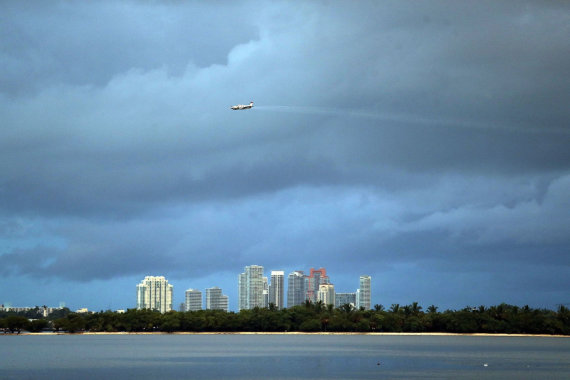 "AFP/""Scanpix"" nuotr./Florida"