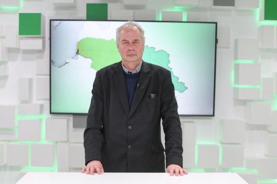 Vidmanto Balkūno / 15min nuotr./Alvydas Nikžentaitis