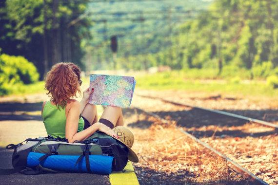 123rf.com/Kelionė traukiniu