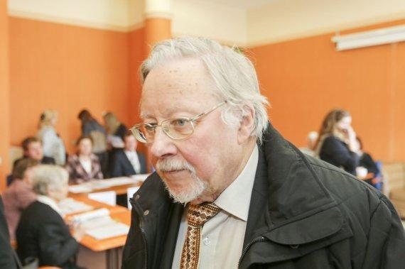 Irmanto Gelūno/15min.lt nuotr./Vytautas Landsbergis