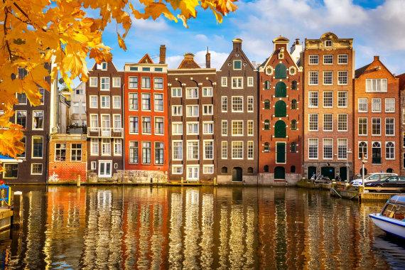 123rf.com nuotr./Amsterdamas