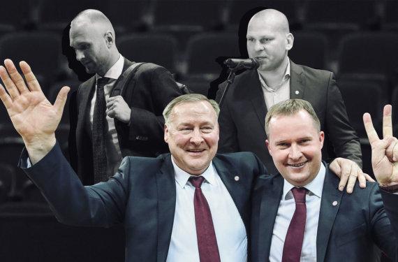 15min nuotr./Alvydas Bieliauskas 24sek atsivėrė apie klubo situaciją