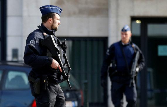 """Reuters""/""Scanpix"" nuotr./Belgijos policija"