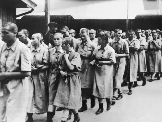 """Scanpix""/""Picture-Alliance"" nuotr./Aušvico koncentracijos stovykla"