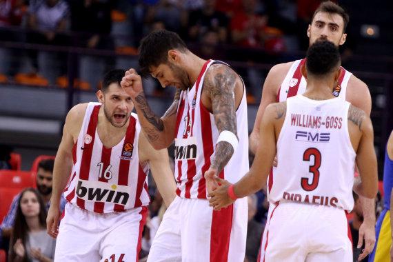 Getty Images/Euroleague.net nuotr./Giorgas Printezis