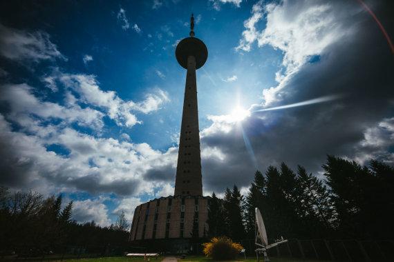 Irmanto Gelūno / 15min nuotr./Televizijos bokštą ruošiasi rekonstruoti