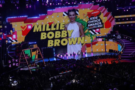 """Reuters""/""Scanpix"" nuotr./Millie Bobby Brown"