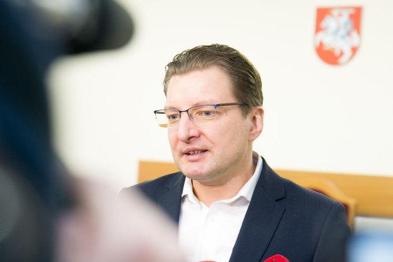 Juliaus Kalinsko / 15min nuotr./Dainius Radzevičius