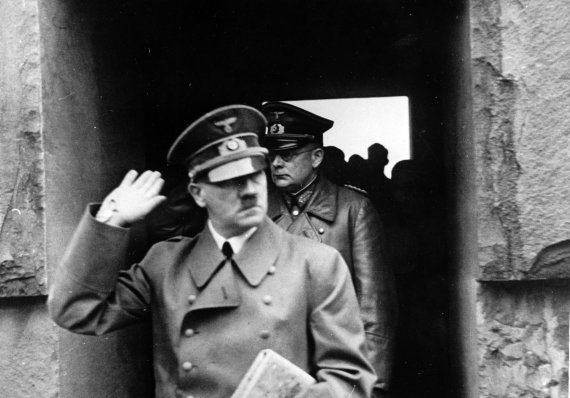 """Scanpix"" nuotr./Adolfas Hitleris"