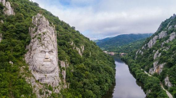 123rf.com nuotr./Dunojus Rumunijos-Serbijos pasienyje