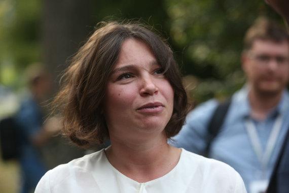 Vidmanto Balkūno / 15min nuotr./Žana Nemcova