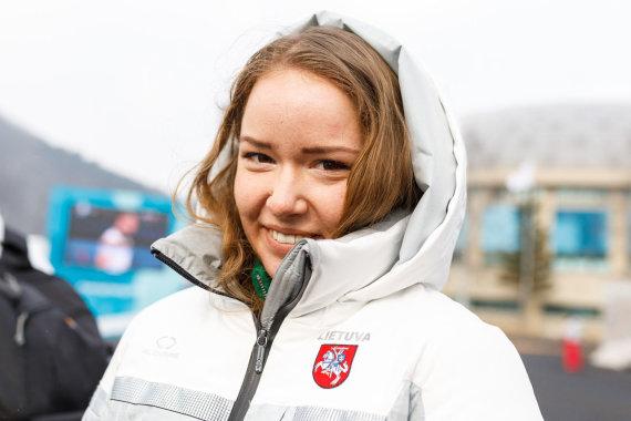 Vytauto Dranginio/LTOK nuotr./Ieva Januškevičiūtė