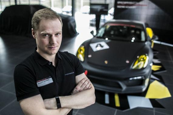 Porsche nuotr./Robertas Kupčikas
