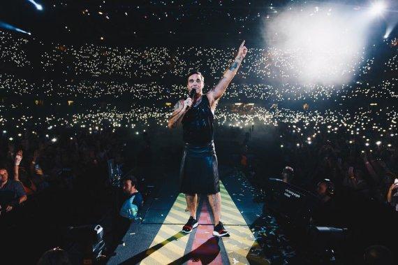 """Live Nation"" nuotr. /Robbie Williamsas"