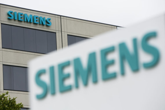 """Scanpix""/""Sipa USA"" nuotr./""Siemens"""