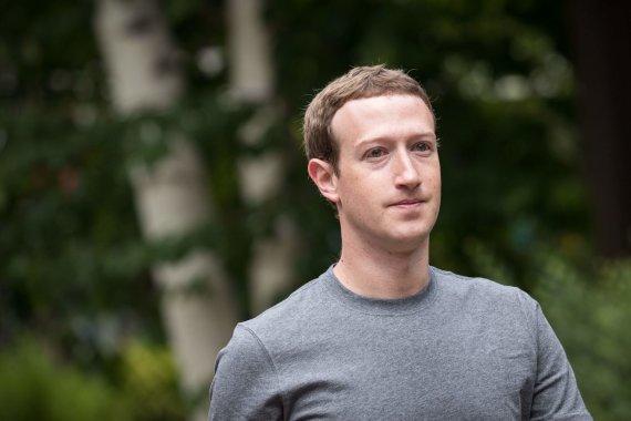 "AFP/""Scanpix"" nuotr./Markas Zuckerbergas"
