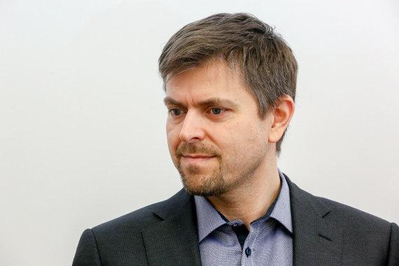 Vidmanto Balkūno / 15min nuotr./Ilja Laursas