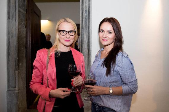 Mariaus Vizbaro / 15min nuotr./Agnė Mačiulienė (dešinėje) su drauge Laima
