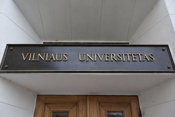 Juliaus Kalinsko / 15min nuotr./Vilniaus Universitetas