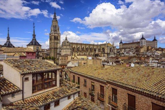 123rf.com /Toledo miestas