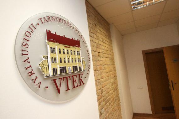 Vidmanto Balkūno / 15min nuotr./Vyriausiosios tarnybinės etikos komisijos posėdis