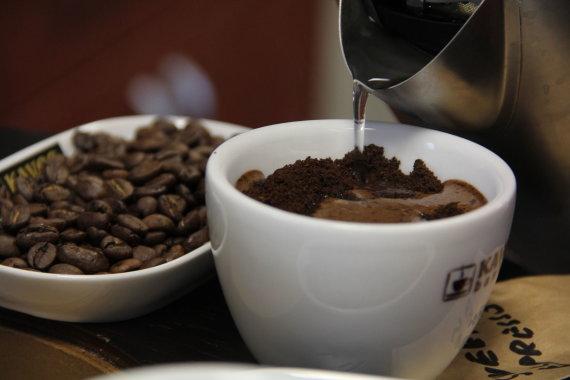 Kava / Kavos banko nuotr.