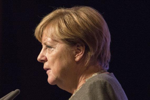 """Scanpix""/""SIPA"" nuotr./Angela Merkel"