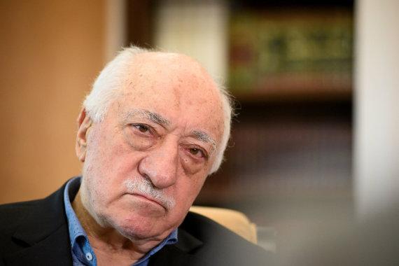 """Reuters""/""Scanpix"" nuotr./Fethullah Gulenas"