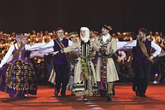 Lietuvos kaimo turizmo asociacijos nuotr./Dainų šventė