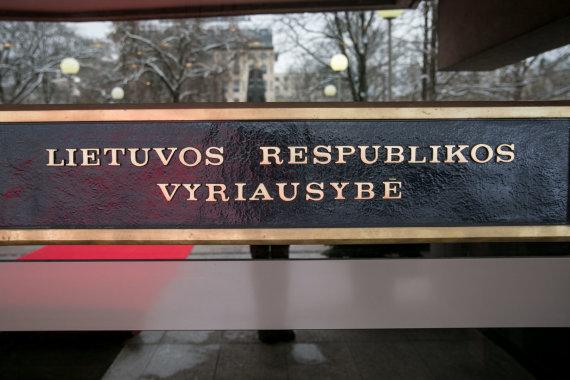 Juliaus Kalinsko / 15min nuotr./Lietuvos Respublikos Vyriausybė
