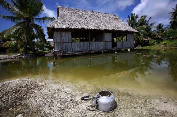 """Reuters""/""Scanpix"" nuotr./Kiribatis"