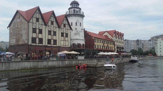 Vaido Mikaičio nuotr./Žvejų miestelis Karaliaučiuje