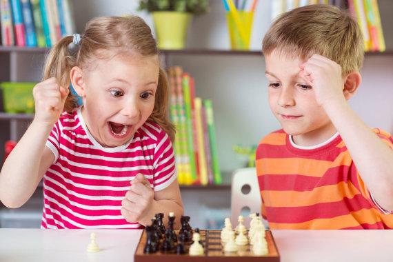 123RF.com nuotr./Vaikai