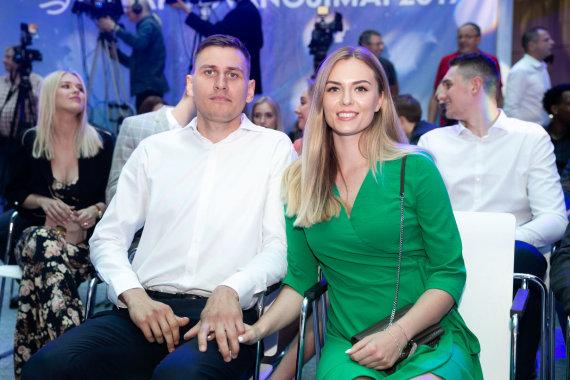 Žygimanto Gedvilos / 15min nuotr./Edgaras Ulanovas ir Gabija Morkūnaitė