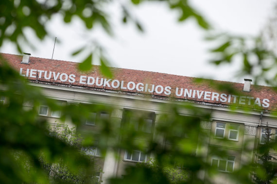 Žygimanto Gedvilos / 15min nuotr./Lietuvos Edukologijos Universitetas