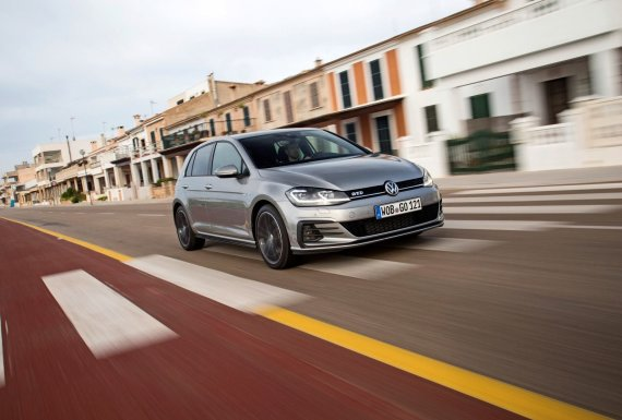 """Gamintojo nuotr./Europoje pirmauja """"Volkswagen"""", populiariausias modelis – """"Golf"""""""