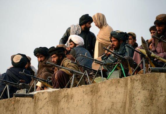 """AFP/""""Scanpix"""" nuotr./Talibai"""