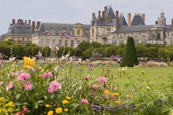 Vida Press nuotr./Fontenblo pilis (Château de Fontainebleau)