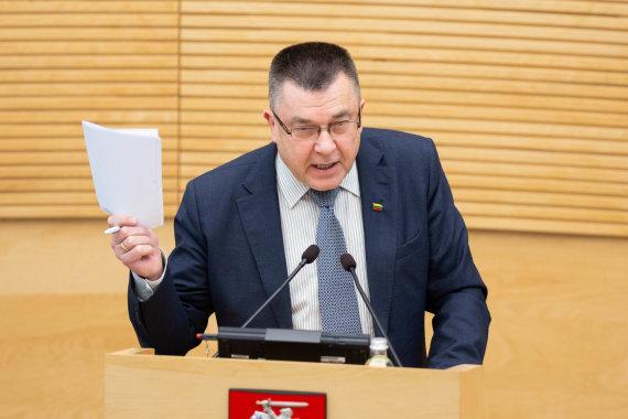 Žygimanto Gedvilos / 15min nuotr./Antanas Matulas