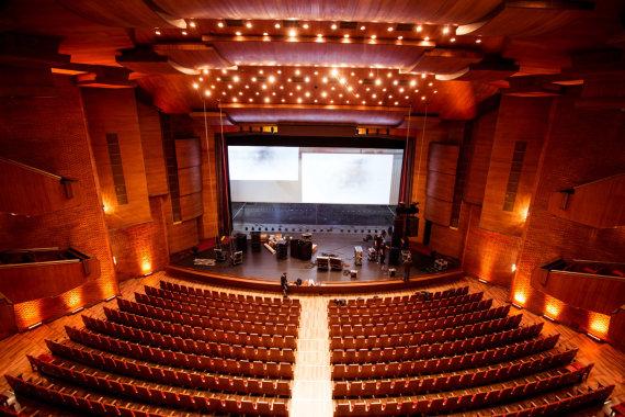 BOLD konferencijos nuotr./Operos ir baleto teatras