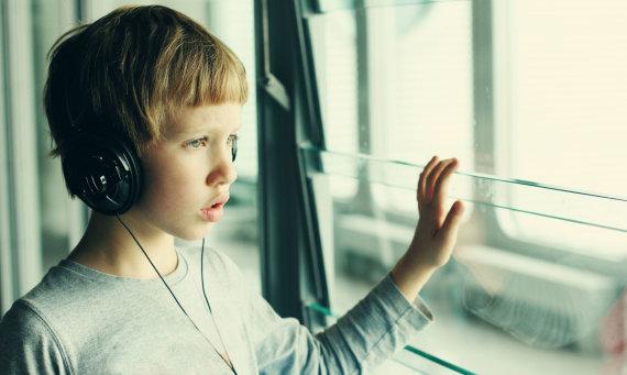 123RF.com nuotr./Vaikas, turintis autizmo spektro sutrikimą
