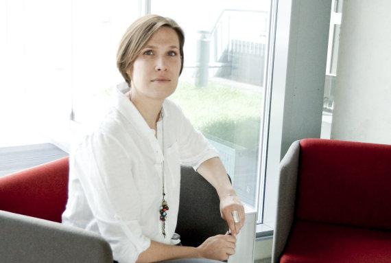 A.Primost/15min nuotr./Mokslininkė Urtė Neniškytė