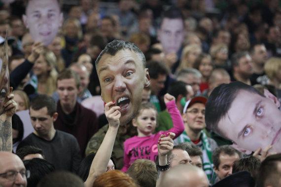 Eriko Ovčarenko / 15min nuotr./Rungtynių akimirka